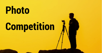 Budding Photographers – A Competition for You