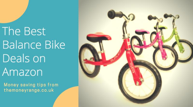 best balance bikes deals on amazon