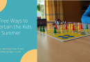 15 Free Ways to Entertain the Kids this Summer