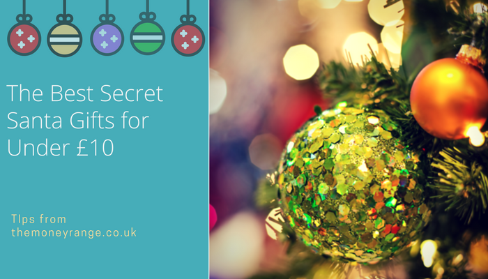 Best Secret Santa Gifts Under £10